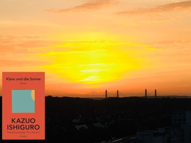 Klara und die Sonne von Kazuo Ishiguro, Sonnenuntergang