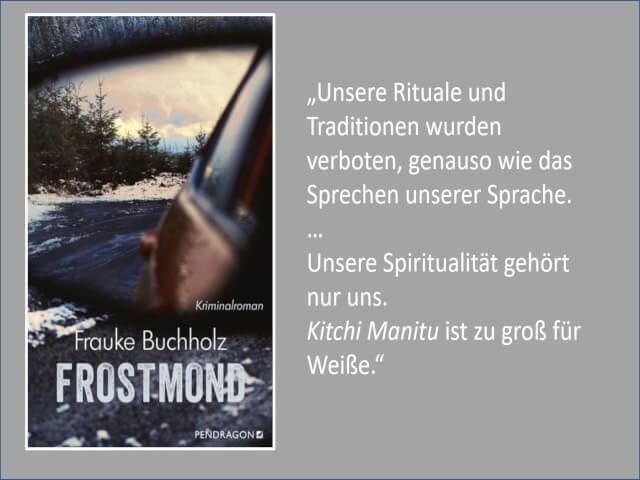 Zitat aus Frostmond von Frauke Buchholz