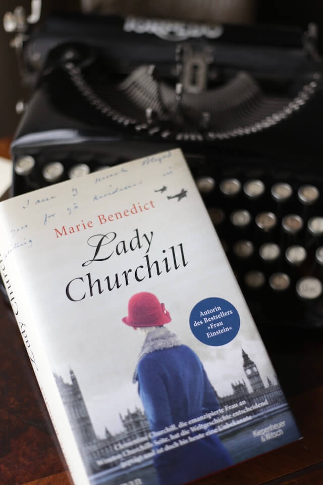 Lady Churchill - lesenswerter Roman