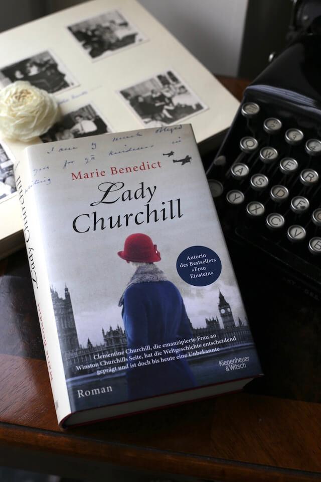 Lady Churchill - ein Roman